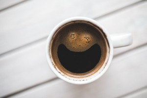 rõõmus kohvi