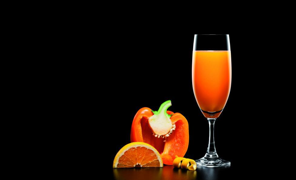 pipar ja apelsin